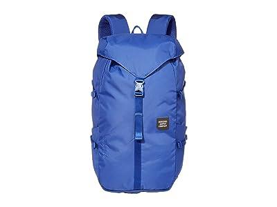 Herschel Supply Co. Barlow Large (Deep Ultramarine) Backpack Bags