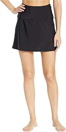 Fit and Flair Swim Skirt