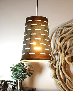 olive bucket light fixture