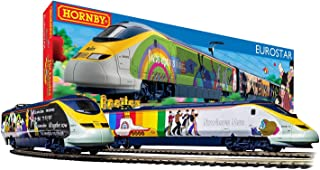 Hornby R1253M Eurostar Yellow Submarine Train Set - Analogue