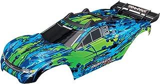 Traxxas TRA6717G Body, Rustler 4X4 VXL, Green