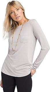 Prana womens Foundation Long Sleeve Tunic Foundation Long Sleeve Tunic (pack of 1)
