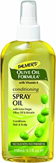 Palmer's Olive Oil Formula Hair Conditioning Spray Oil, 5.1 Ounces (Pack of 2)