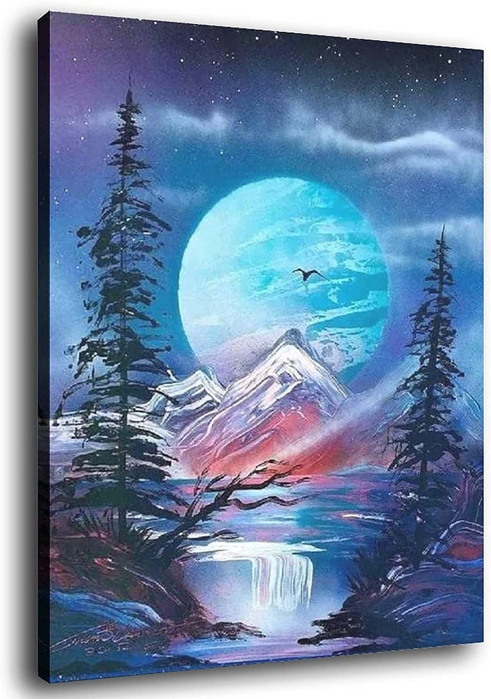 Halloween Poster Bedroom Wholesale Room Painting Oil Decoration Landscape List price