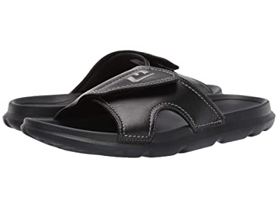 FootJoy Spikeless Slide (Black/Charcoal) Men
