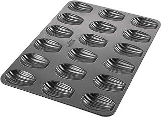 RBV Birkmann 881525 Easy Baking - Stampo a forma di zampe/madeleine, 18 pz