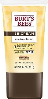 Burts Bees BB Cream SPF 15 - Light/Medium for Women - 1.7 oz