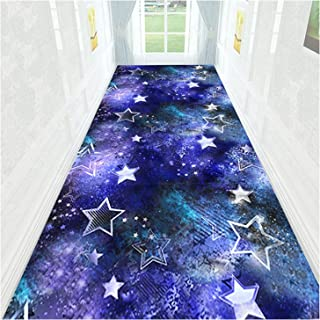 HAIPENG 3D Runner Rug for Hallway, Washable Narrow Entrance Mat, Anti-Static Carpet with Non Slip Backing, Kitchen Bathroo...