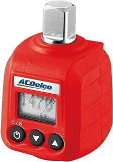 "ACDelco ARM602-4 1/2"" Digital Torque Adapter (4-147.6 ft-lbs) with Audible Alert (Renewed)"