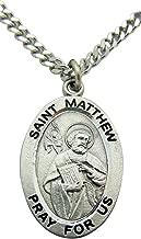 Best saint matthew medallion Reviews
