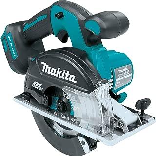 Makita XSC02Z 18V LXT Lithium-Ion Brushless Cordless Metal Cutting Saw, 5-7/8