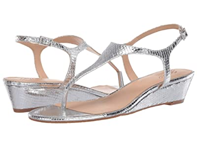 Jewel Badgley Mischka Brea (Silver) Women