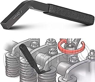 Camoo 3163530 Engine Brake Adjustment Tools 7MM for Cummins ISX Engine Jake Brake Feeler Gauge (7MM - 3163530)