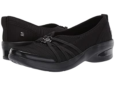 Bzees Rosie (Black Gradient Ribbed) Women