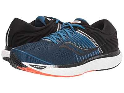 Saucony Triumph 17 (Blue/Black) Men