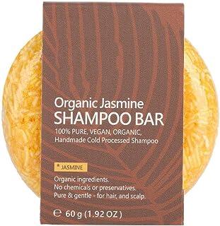Shampoo Jabón de Champú para el Cabello Jengibre y Jazmín y Lavanda y Polygonum(jazmín)