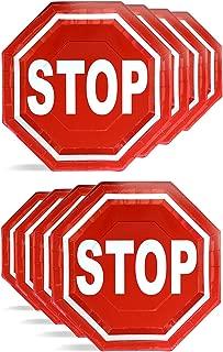 Railroad Stop Sign 10