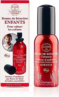Elixirs & Co - Brume de Bien-être Réconfortante aux Fleurs de Bach & Huiles Essentielles - Enfants - Les Fleurs de Bach - ...