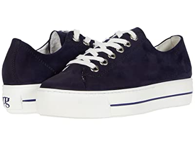Paul Green Bixby Sneaker (Saphire Nubuk) Women