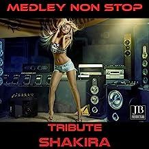 Medley Shakira: Loca / Waka Waka / Objection / La Tortura / Whenever Wherever / Hips Don`t Lie / Illegal / The One / Tu / ...