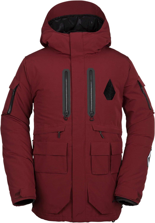 Volcom Men's 超激安特価 Lynx 2 Snow Insulated 1着でも送料無料 Layer Jacket