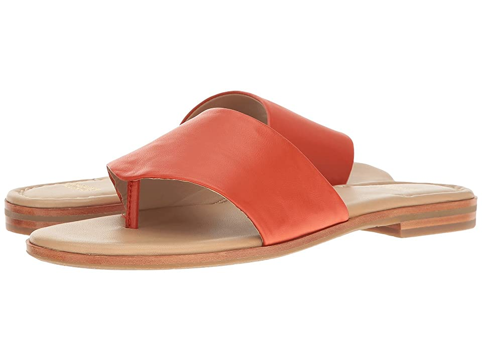 Johnston & Murphy Raney (Orange Glove Leather) Women