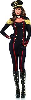 Leg Avenue Women's Military Catsuit Costume