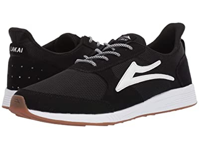 Lakai Evo (Black Mesh) Men
