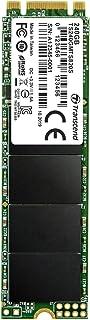 Transcend TS240GMTS820S Unità a Stato Solido Interna 240 GB, SATA III 6 Gb/s, 80 mm, M.2 SSD 820S