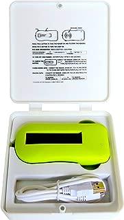 ISO 134,2 kHz RFID Chip Reader Scanner F1 Mini for pet Animal cat Dog microchips transponders in case