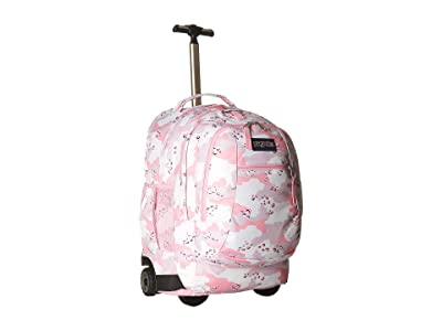 JanSport Driver 8 (Camo Crush) Backpack Bags