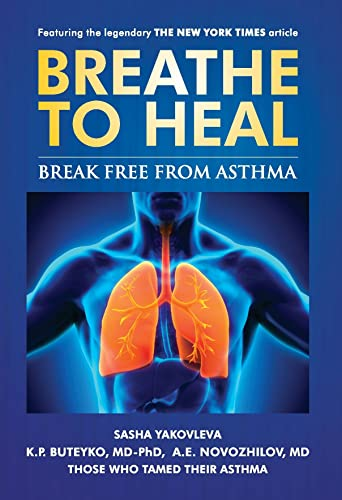 Books By Sasha Yakovleva_breathe To Heal Break Free From ...