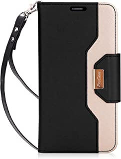 ProCase Wallet Case for LG V30, Folio Folding Flip Protective Case for LG V30 / LG V30 Plus/LG V35 / LG V35 ThinQ (2017), ...