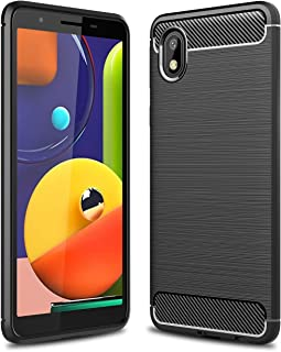 Wuzixi Case for Samsung Galaxy M01 Core.Soft silicone sleeve design, shockproof and durable, Cover Case for Samsung Galaxy...