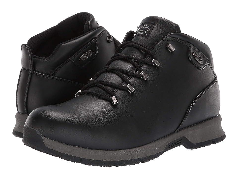 Lugz Jam X Chukka Boot (Black/Charcoal) Men