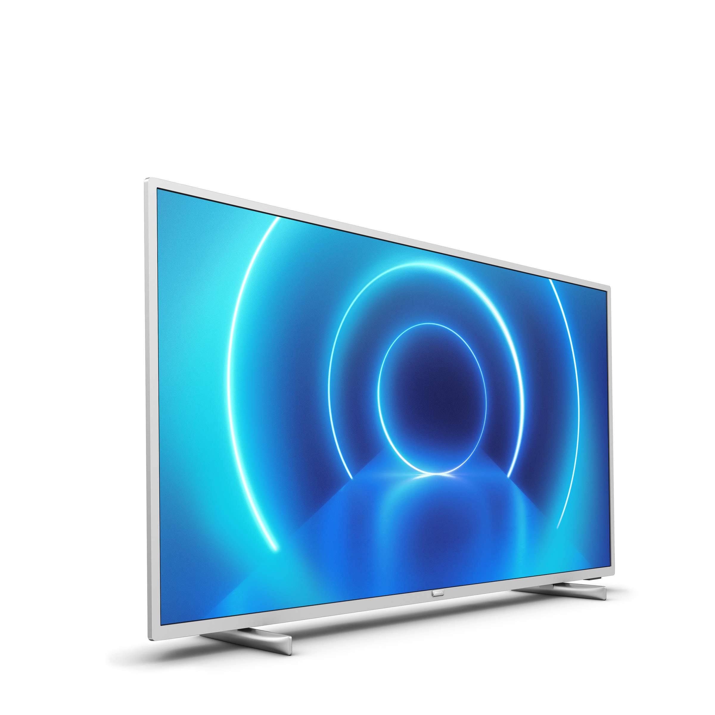 Televisor 4K UHD Philips 43PUS7555/12 de 108 cm (43 pulgadas) (4K UHD, P5 Perfect Picture Engine, Dolby Vision, Dolby Atmos, HDR 10+, Saphi Smart TV, HDMI, USB), Color plata (modelo de 2020/2021): Amazon.es: Electrónica