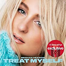 MEGHAN TRAINOR LIMITED EDITION DELUXE EXPANDED TARGET CD Treat Myself With 2 BONUS TRACK