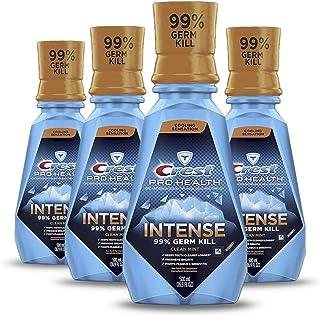 Crest Pro بهداشت دهان و دندان، دهان و دندان، تمیز کردن نعناع، 16.8 سی سی اونس (بسته 4)