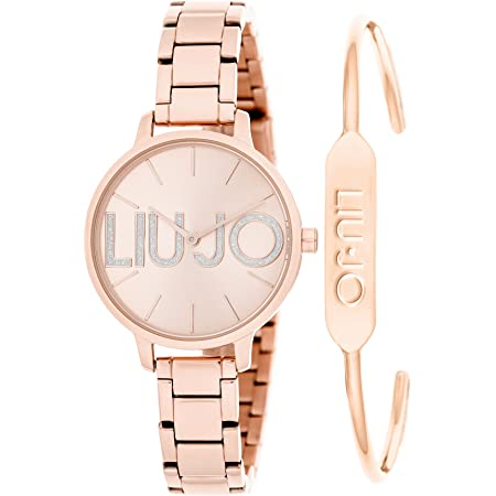 orologio solo tempo donna Liujo Couple trendy cod. TLJ1290