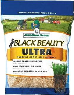 Jonathan Green 10320 Black Beauty Ultra Grass Seed Mixture, 400 Sqft, 1 Lb