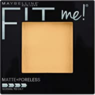Maybelline New York Fit Me Matte + Poreless Powder Makeup, Natural Beige, 0.29 Ounce, 1 Count