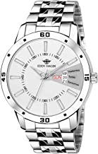 Eddy Hager Day and Date Men's Watch EH-238