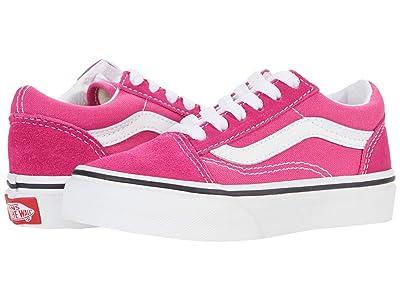 Vans Kids Old Skool (Little Kid) Girls Shoes