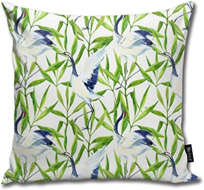 d0a0d2febe3b Amazon.com: Anucky Pillow Covers 18x18 2Pack,Throw Pillow Cases ...