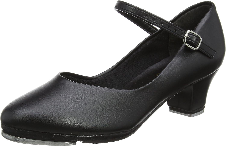 (2.5 UK, Black (Black)) - So Danca Women's Ta55 Tap Dancing shoes