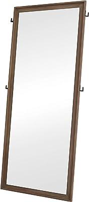 Coaster Home Furnishings Vanowen Rectangle Sandstone Floor Mirror