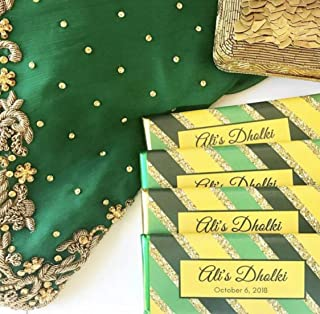 Indian wedding favors, dholki favors, desi favors, mehendi party favors, henna night, sangeet favors