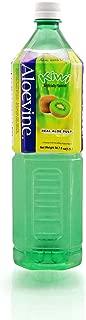 ALOEVINE Aloe Vera Juice Drink, Kiwi 50.7 Ounce (Pack of 12)