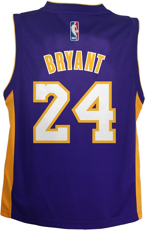 NBA Los Angeles Lakers Toddler Away Replica ... - Amazon.com