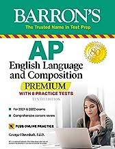 AP English Language and Composition Premium: With 8 Practice Tests (Barron's Test Prep) PDF